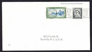 1956-Cristobal-Canal-Zone-Paquebot-Ship-cover-displaying-New-Zealand-NZ-stamps