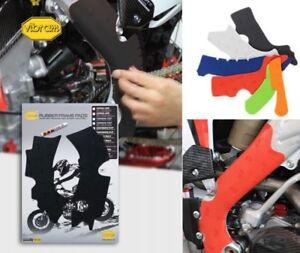 NEW DIRTX INDUSTRIES ORANGE FRAME GRIP TAPE PROTECTOR KTM SX 85 SX85 2013-2017