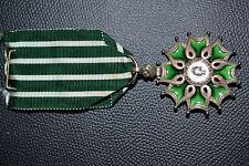 J4 Rare médaille chevalier ordre des arts et des lettres french MEDAL