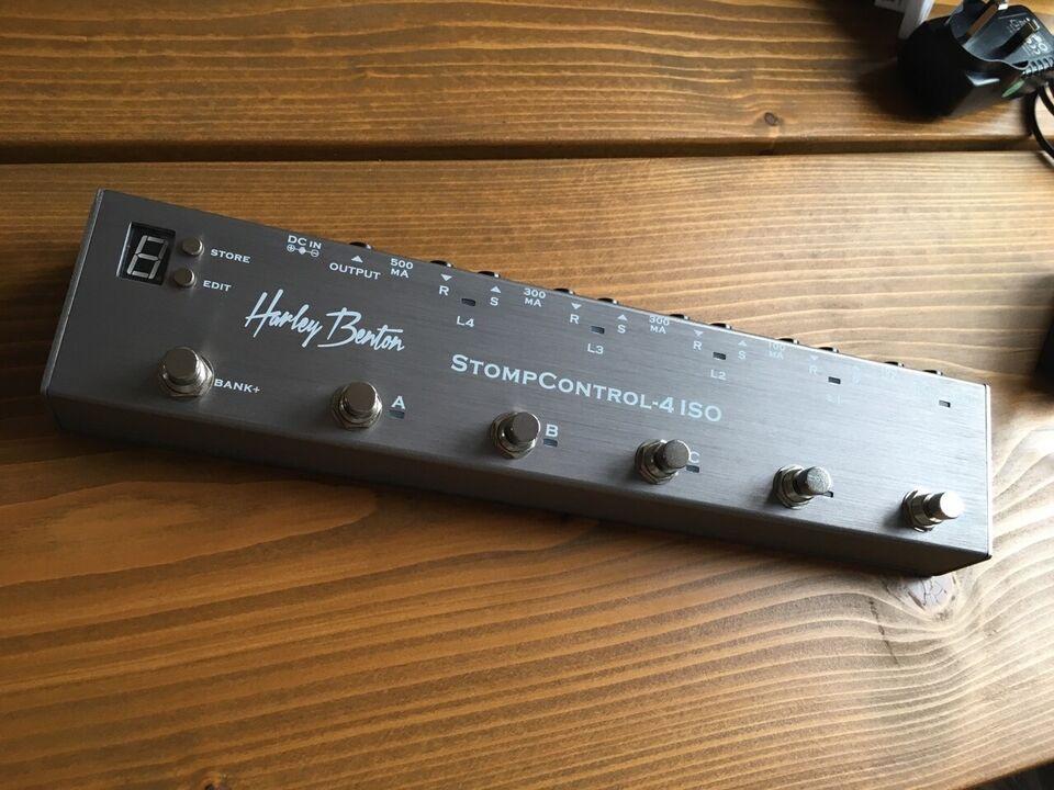 Harley Benton Loop Switcher / Strømforsyning, Andet mærke