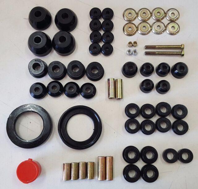 SALE Energy Hyper Flex Master Bushing /Insert Kit Honda Accord 94 95 96 97 BLACK