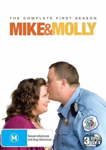 1 of 1 - MIKE And MOLLY : SEASON 1 :  DVD