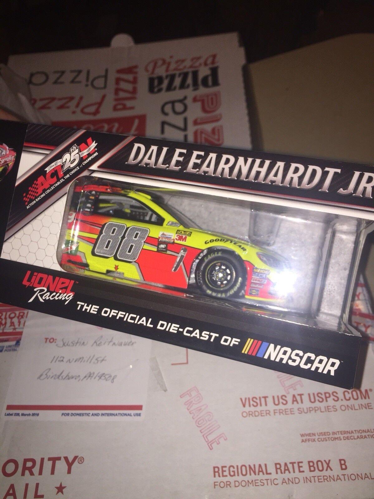Dale  Earnhardt Jr 600th Start DIE CAST 1 24  en soldes