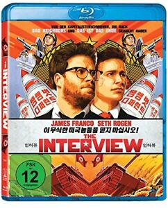 Blu-ray-The-Interview-NEU-amp-OVP-BluRay
