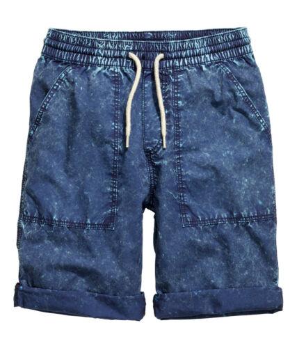 158 H/&M Jeansshorts 164 blau NEU Baumwollshorts Gr.152