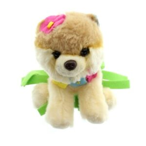 GUND-Itty-Bitty-Boo-Hula-Boo-Hawaiian-Skirt-Soft-Toy-Animal-Plush-Cuddly-Teddy