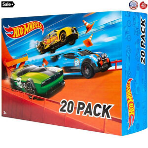 20pc Hot Wheels Cars Set Die Cast Cars Toys For Boys Kids Adult Xmas Gift Pack Ebay
