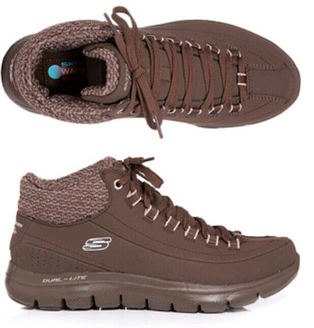 SKECHERS Damen Walking Turnschuhe Flex Appeal 2.0 Zierdetails Memory FoamGr.37
