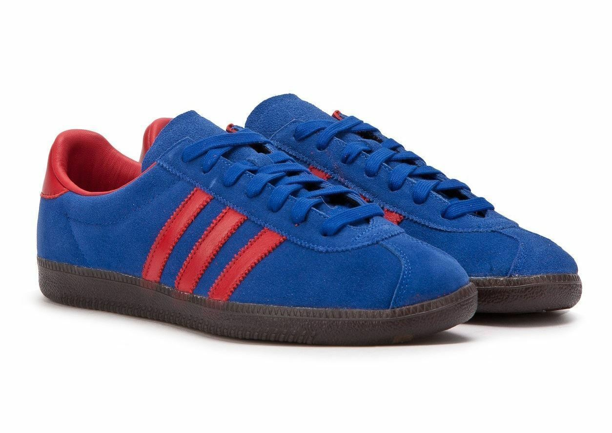 ADIDAS Originals Spritus SPZL - CG2922 - Royal Blue / Red & Dark Gum -Size 10.5