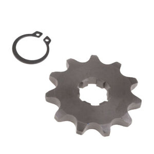 420-Chain-11T-Tooth-Sprocket-17mm-for-ATV-Dirt-Bike-70-110-125-140-150cc