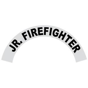 Firefighter helmet decals fire helmet stickers american flag helmet top  6-part