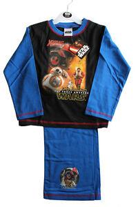 original-de-marque-disney-star-wars-enfants-garcon-personnage-Pyjama-ensemble