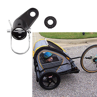 Bike Bicycle Trailer Coupler Angled Elbow Fit for InStep Schwinn Part Attachment