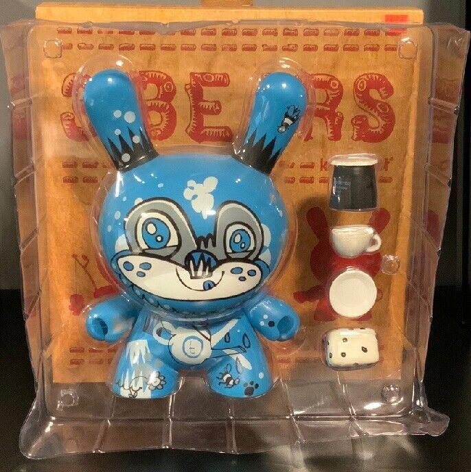 "Kidrobot Tado Burgerman 8"" Dunny (3 Bears Series)"