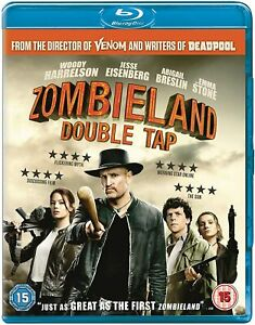 Zombieland: Double Tap (Blu-ray) Woody Harrelson, Jesse Eisenberg, Emma Stone