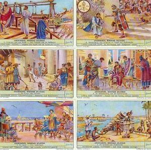 LIEBIG : S_1560 : 'Archimède, savant illustre