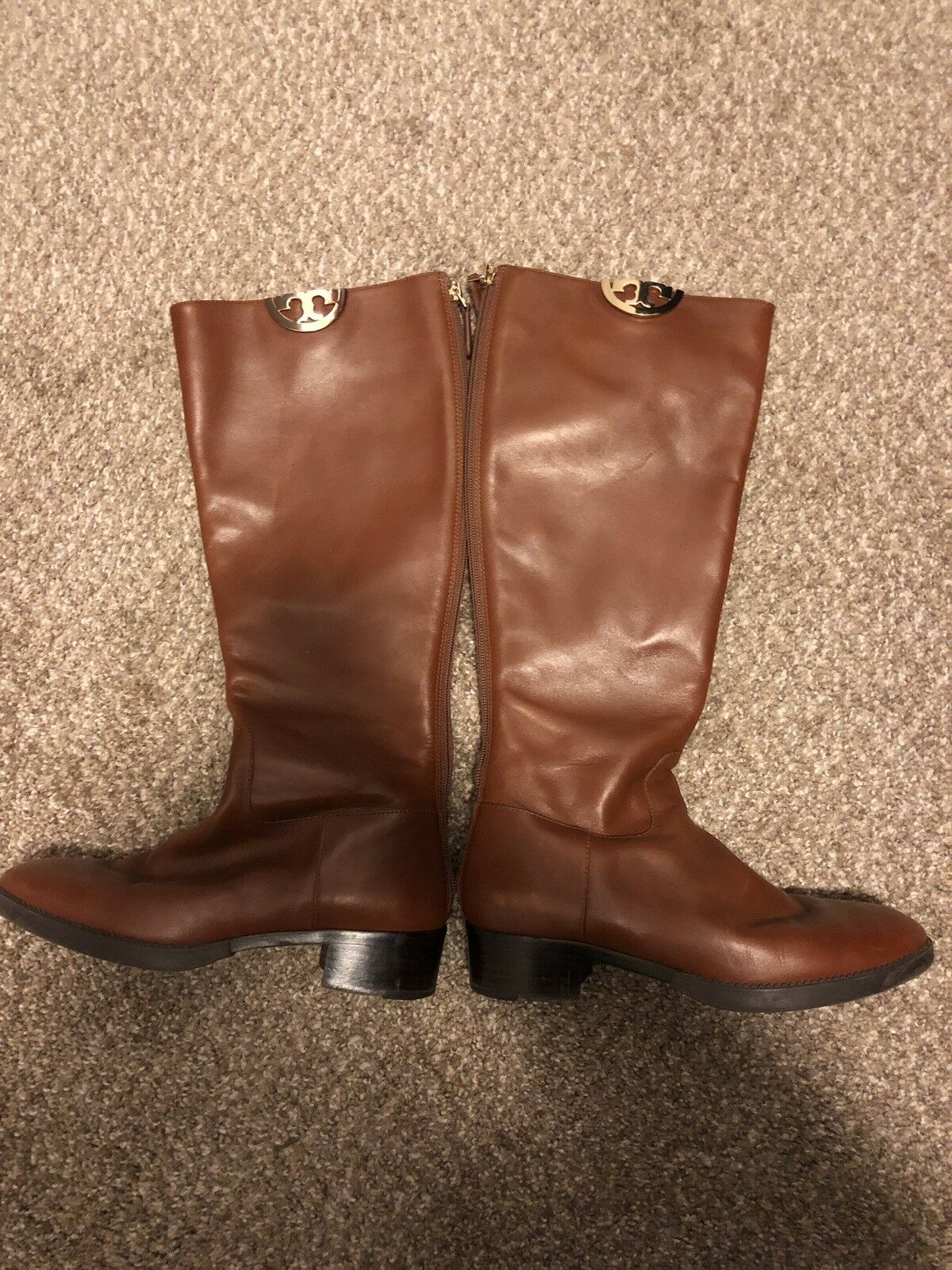 Tory burch riding boots boots boots 7 60246e