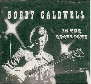 Sealed-BOBBY-CALDWELL-Guitar-LP-034-In-The-Spotlight-034-Mid-Land-ML-13-1977
