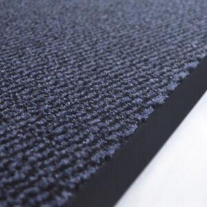 Tapis-de-proprete-pour-entree-accueil-Paillasson-synthetique-raye-bleu-noir