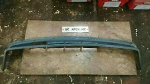 VOLVO-240-FRONT-BUMPER-VALLANCE-LOWER-SECTION-METALLIC-BLUE