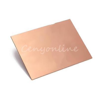 5PCS Single Side Copper Clad DIY PCB Kit Laminate Circuit Board 70x100x1.5mm