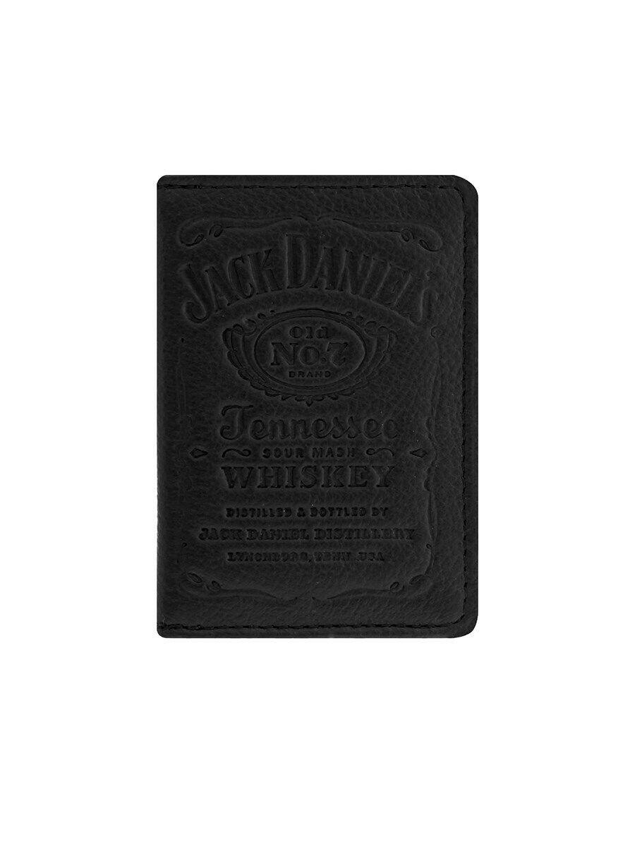 Jack Daniels Geldbeutel schwarz