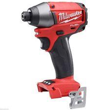 "MILWAUKEE 2653-20 CARBURANTE driver impatto Cordless Brushless 1/4 ""Hex Tool 3 velocità M18"