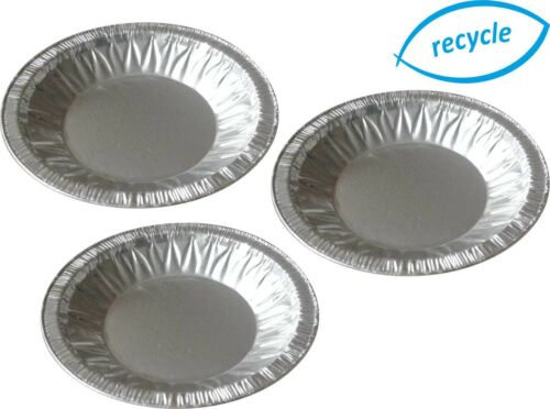 Small Foil Pie Dishes Cases Jam Tart Tarts Pies Patty Tins Round Dish Pans Mince