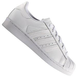 Adidas-Originals-Superstar-Unisex-Zapatillas-Deportivas-B27136-Pure-White-Triple
