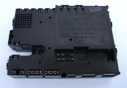 Smart Fortwo 450 Steuereinheit SAM Zentralelektrik ZEE   000 1681 V006