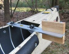 Motor Mount for Canoe - With Special Clamp for Radisson and MR Adventure