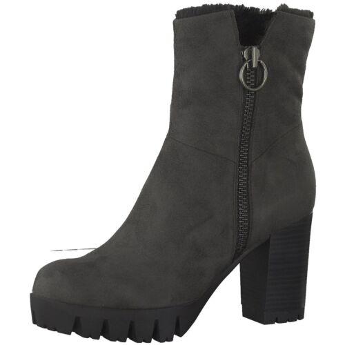 s.Oliver Damen Stiefeletten Woms Boots 5-5-25443-21//214 grau 521915