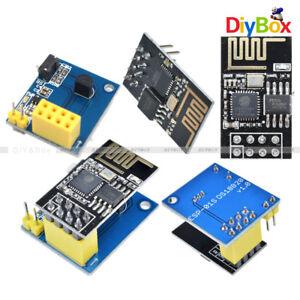 Sensore-di-temperatura-DS18B20-Adattatore-ESP8266-ESP-01-ESP-01S-MODULO-WIFI-WIRELESS