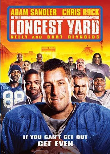 The Longest Yard (2005 Adam Sandler) DVD NEW