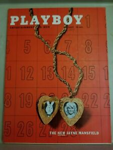 PLAYBOY-1957-FEBRUARY-VERY-GOOD-CONDITION-FREE-SHIPPING-USA