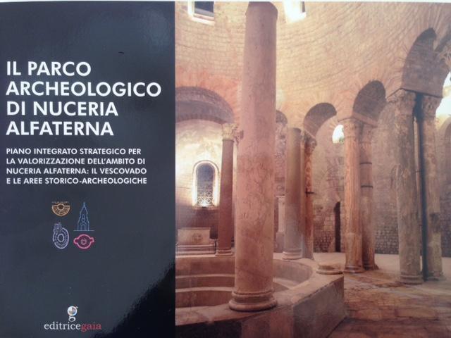 Nuceria Alfaterna/2 volumi con CD rom    Il parco archeologico di  nocera AGRO