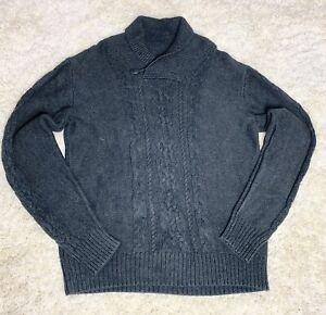 Gap-Men-Grey-Knit-Smart-Casual-Jumper-UK-Medium