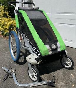 Chariot Cheetah 1 (now Thule) Single Child Bike Trailer & Stroller
