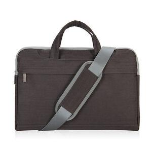 Hynes-Eagle-Business-Briefcase-13-3-039-039-Laptop-Velvet-Sleeve-Case-Computer-Bag-New