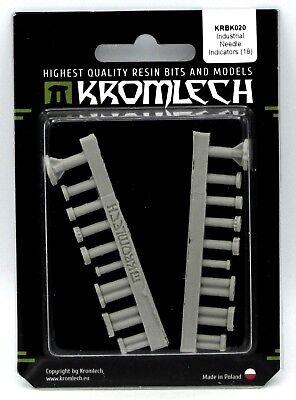 22 Small Industrial Gauges Bitz Bits  Kromlech Resin KRBK030