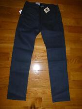 Levis 511 Slim Fit Jeans Men's 29 - 34 NEW Charcoal Grey Black Tan