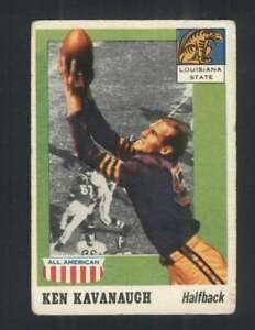 1955-Topps-All-American-50-Ken-Kavanaugh-VG-VGEX-99405
