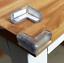 Enfant-Baby-Corner-Edge-Furniture-Protections-SOFT-garde-de-securite-Coussin-Protection miniature 5