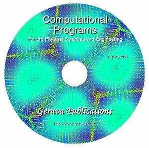 Computational Software-sciences Physiques/génie-eering Fr-fr Afficher Le Titre D'origine Acheter Maintenant
