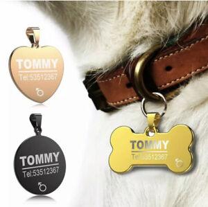Grabado-Collar-de-perro-de-etiqueta-personalizada-Acero-inoxidable-Pet-Tags-nombre-Numero-de