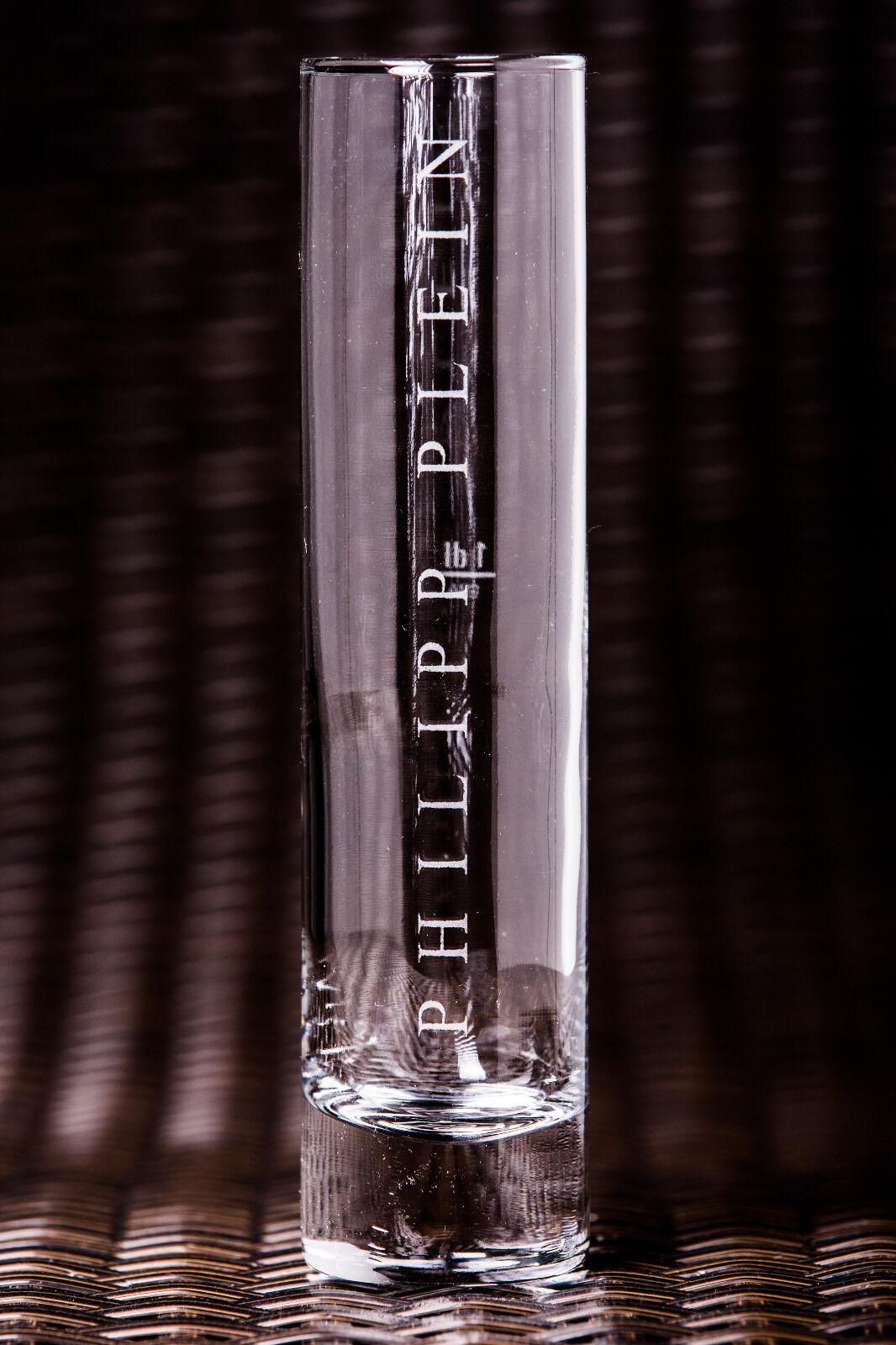 Unique PHILIPP PLEIN champagne glas | ein guter Ruf in der Welt