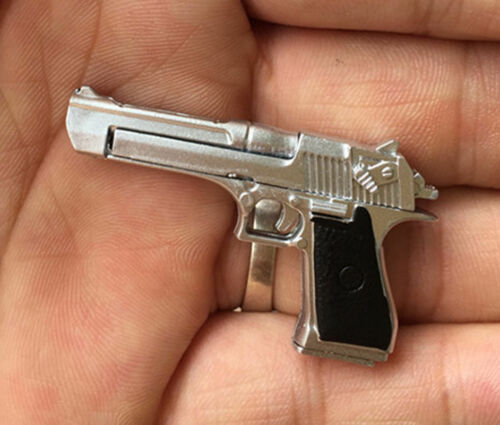 1/6 Command Desert Eagle Gun Handgun Weapon Model F 12 Action Figure Toys Gifts