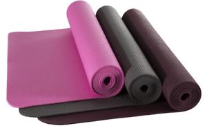 253335 pink-grau-lila Energetics Yogamatte Seasonal 3mm 172 x 61 x 0,3 cm