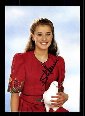 Musik National 100% QualitäT Stefanie Hertel Autogrammkarte Original Signiert ## Bc 78407 Dinge FüR Die Menschen Bequem Machen