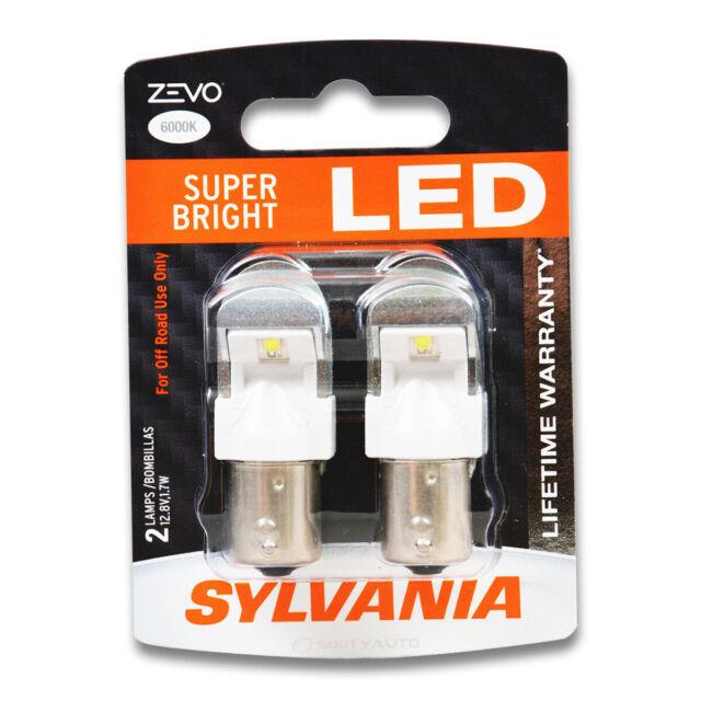 Sylvania ZEVO Rear Turn Signal Light Bulb for Land Rover Discovery Range hp